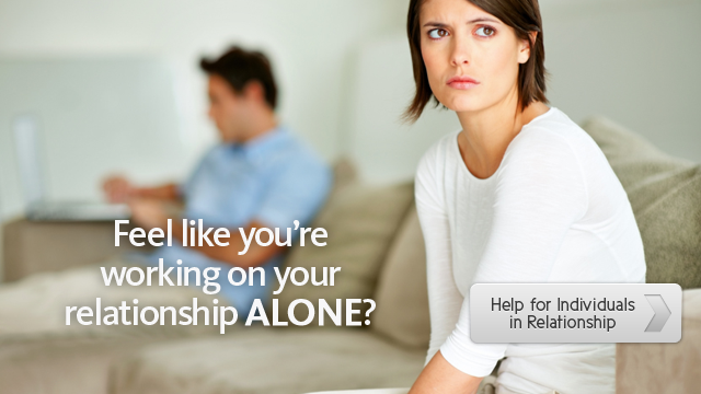 Help for Individuals in Relationship