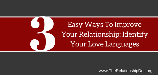 3 Ways To Improve Relationship