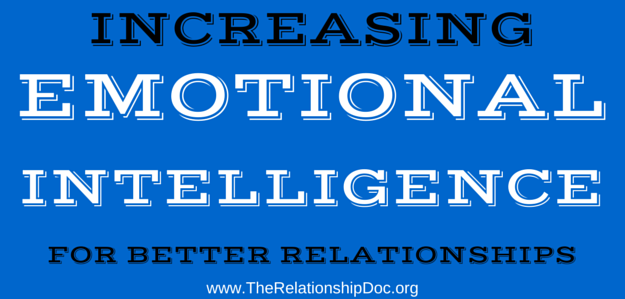 Increasing Emotional Intelligence